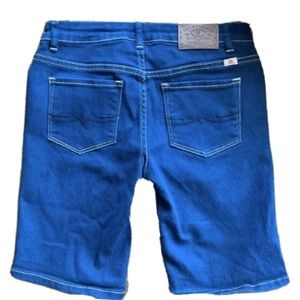 Lucky Brand Zoe Jegging Shorts- 14 Kids